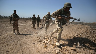 10 Steps to Becoming a Green Beret